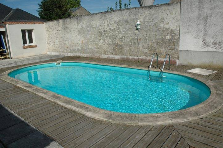 Climatisation orl ans for Puissance chauffage piscine
